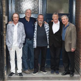 Monty Python perform together for final time