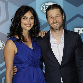 Morena Baccarin and Ben McKenzie wed