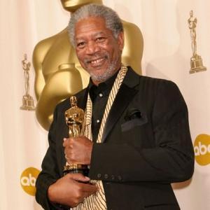 Morgan Freeman's Beckham Praise