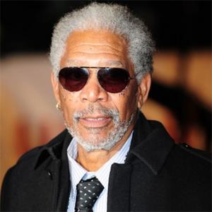 Morgan Freeman Joins Sci-fi Movie Oblivion