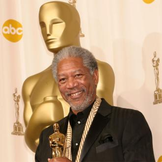 Morgan Freeman: It's a big risk becoming an actor