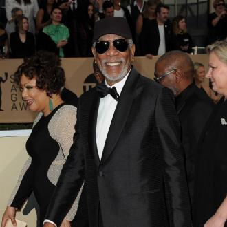 Morgan Freeman's award is 'enormous honour'