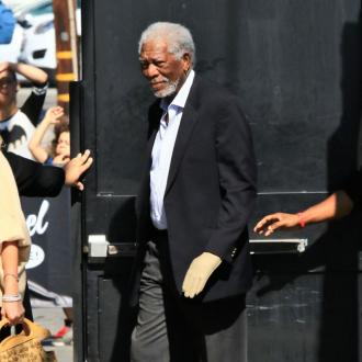 Morgan Freeman 'devastated' by accusations