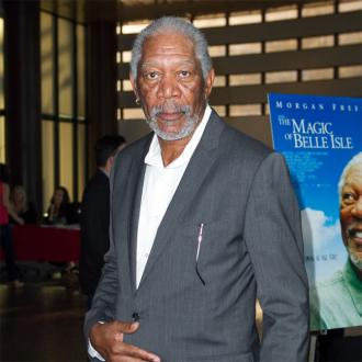 Morgan Freeman Challenged To Wrestling Match