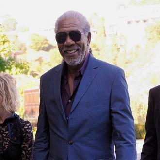 Morgan Freeman Keeps Young With Sex