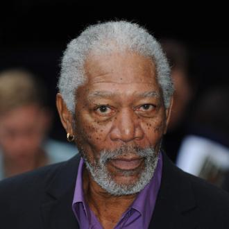 Morgan Freeman pays tribute to step-granddaughter