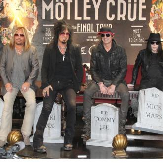 Motley Crüe: It's not goodbye