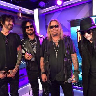 Motley Crue hire trainers to get in shape for tour