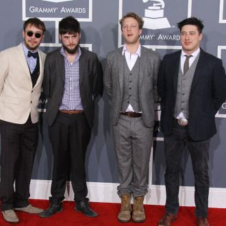 Mumford And Sons Nervous About Headlining Arenas
