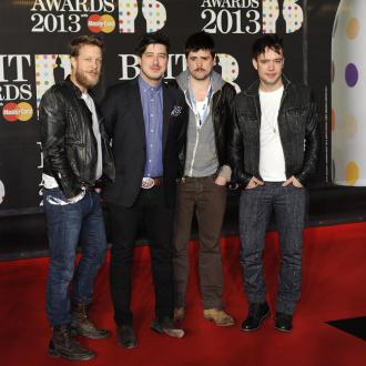 Mumford And Sons Glad To Be Home For Brits