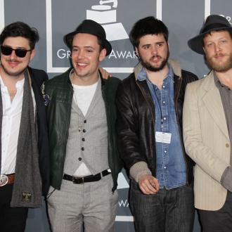Mumford And Sons 'Play Football A Lot' On Tour