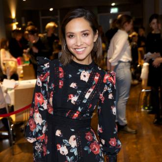 Myleene Klass relaxed about post-baby body