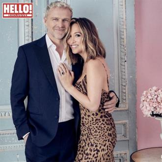Myleene Klass engaged to Simon Motson