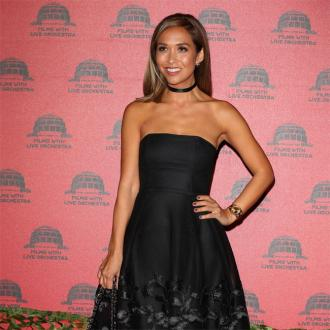 Myleene Klass Has Low Maintenance Red Carpet Routine