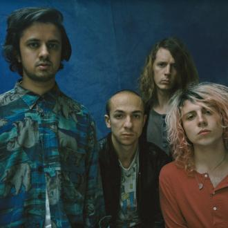 Mystery Jets think music is a struggle