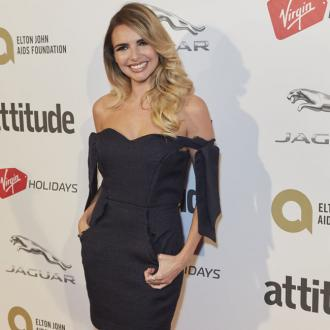 Girls Aloud fan Nadine Coyle