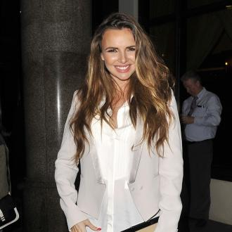 Nadine Coyle Is Sick Of Being Pregnant?