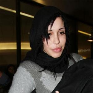 Nadya Suleman 'Octomum' Defends Nude Photo-shoot