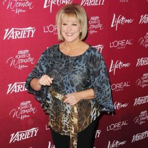 Nancy Grace Leaves Dwts