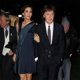 Paul McCartney loves trucker wife