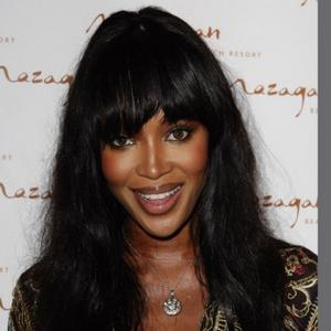 Naomi Campbell's Survival Fear