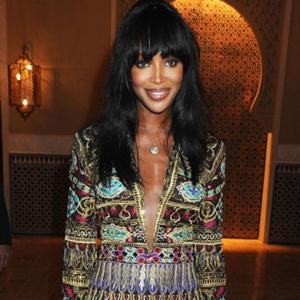 Naomi Campbell Boasted About Diamonds