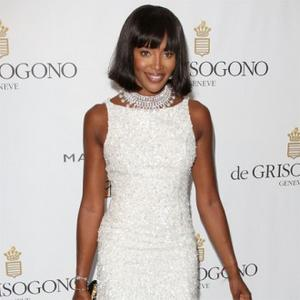 Naomi Campbell Makes Peace With Self