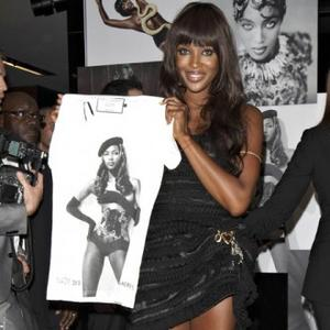 Happy And Healthy Naomi Campbell