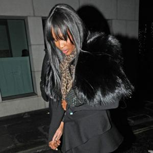 Naomi Campbell Plans Japan Fundraiser