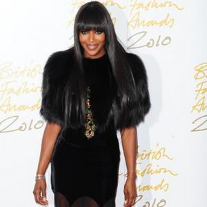 Naomi Campbell's Japan Fashion Show
