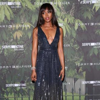 Naomi Campbell 'loves' mini beauty products