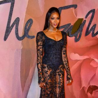 Naomi Campbell 'Humbled' By Refugee Encounter