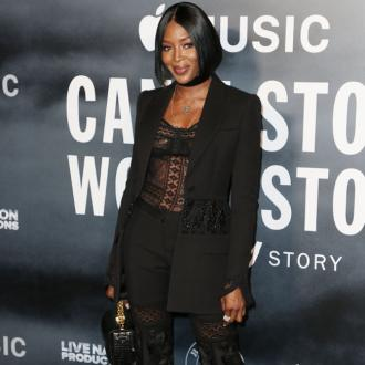 Naomi Campbell Has To 'Take Action' When She Has A Goal In Mind