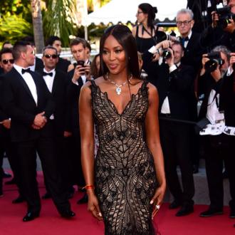 Naomi Campbell is the face of Nars Cosmetics