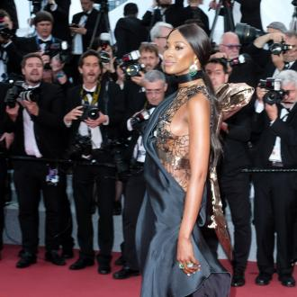 Naomi Campbell 'blessed' for 33 years in fashion industry