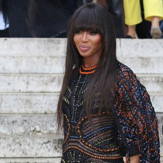 Naomi Campbell: It's a challenge to walk with young models