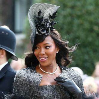 Naomi Campbell never cared about fame