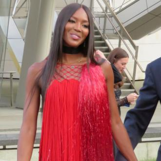 Naomi Campbell had planned private photoshoot with Skepta