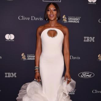 Naomi Campbell can't leave house without praying and showering