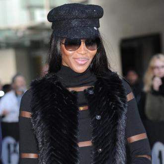 'Of course it's race based': Naomi Campbell talks bias in fashion