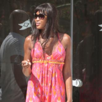Naomi Campbell Is 'A Work In Progress'