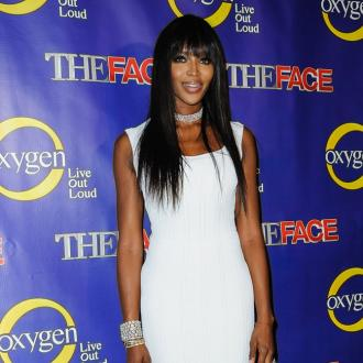 Naomi Campbell Not Worried About Public Persona