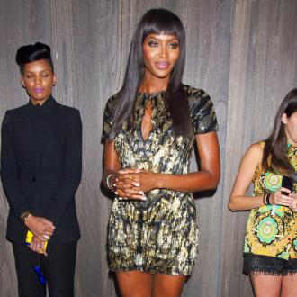 Naomi Campbell: I've Got Nothing Against Victoria Beckham