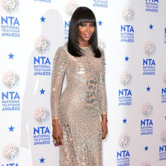 Naomi Campbell still gets nervous