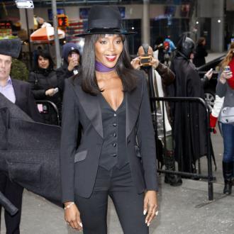 Naomi Campbell Laughs At Kim Kardashian's Vogue