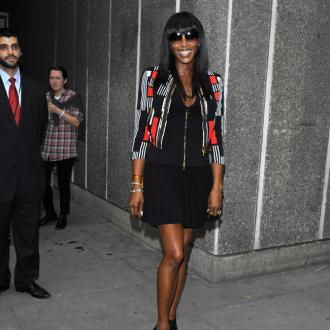 Naomi Campbell Dating Michael Fassbender?