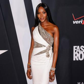 Naomi Campbell Stands Up To Ebola