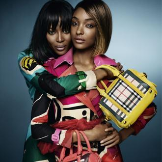Naomi Campbell And Jourdan Dunn Team Up For Burberry