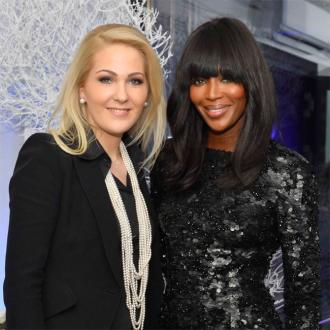 Naomi Campbell 'delighted' with Fashion For Relief support