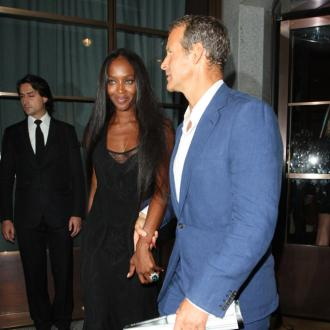 Naomi Campbell And Boyfriend Slept Apart Before Split